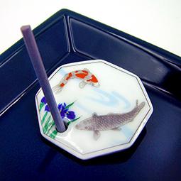 Iris & Fish