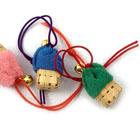 Miniature Bamboo Basket Sachet