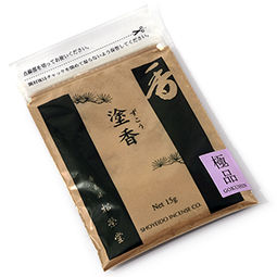 Gokuhin Incense Body Powder