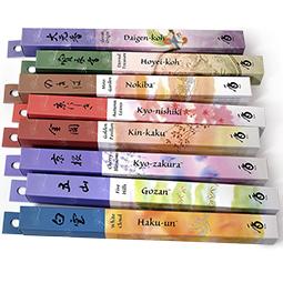 Daily Incense 8 Bundle Assortment