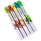 Shoyeido Overtones® Incense 5 Bundle Assortment