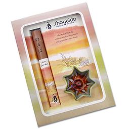 Moss Garden Incense Gift Set