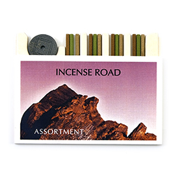 Incense Road 12-Stick Assortment